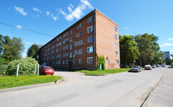 Малогабаритная двухкомнатная квартира в центре города Волоколамск
